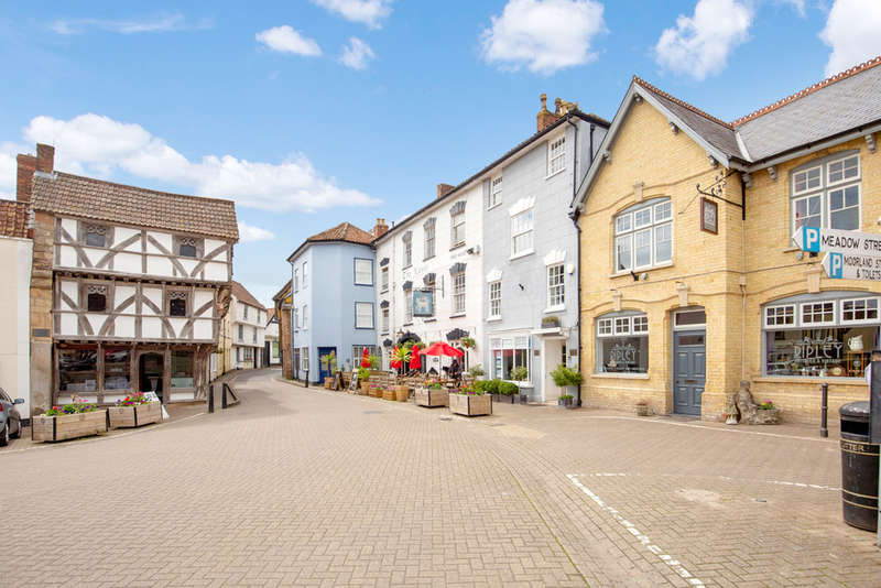 4 Bedrooms Terraced House for sale in The Square, Axbridge