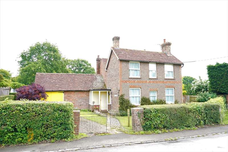 3 Bedrooms Detached House for sale in Whitesmith, Lewes