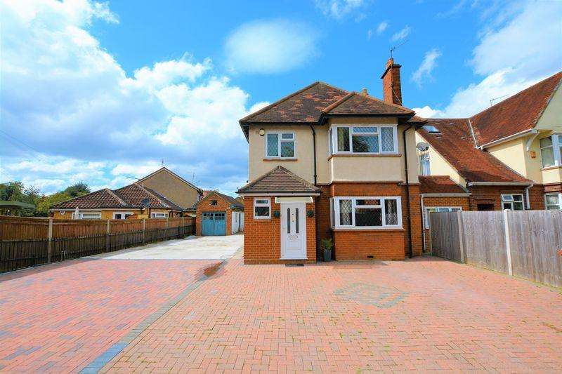 3 Bedrooms Detached House for sale in Upton Road, Slough SL1