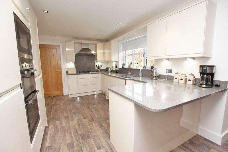 6 Bedrooms Detached House for sale in GOWER LODGE, STATION ROAD, ULCEBY