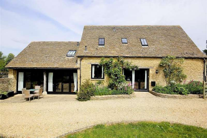 4 Bedrooms Barn Conversion Character Property for rent in Fyfield, Gloucestershire