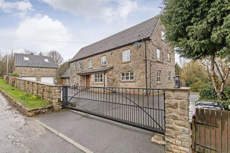 5 Bedrooms Detached House for sale in Northedge Grange, Northedge, Tupton