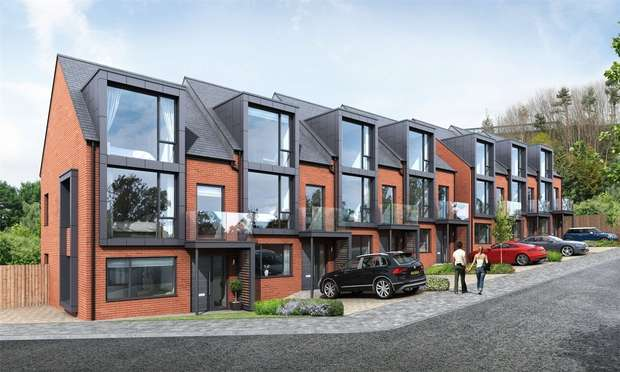 4 Bedrooms End Of Terrace House for sale in Woodacre Mews, Wallsend, Tyne and Wear