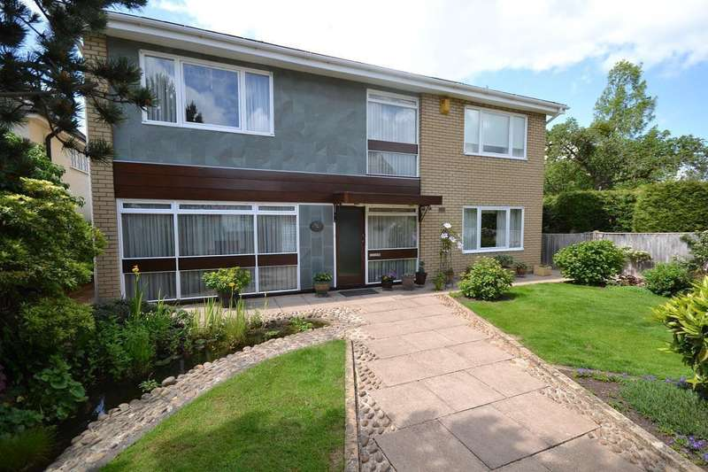 5 Bedrooms Detached House for sale in Surley Row, Caversham, Reading