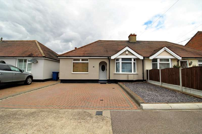 2 Bedrooms Semi Detached House for sale in Nelson Road, South Ockendon