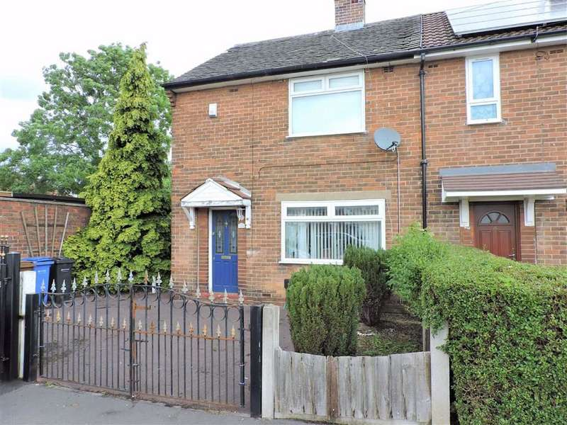 2 Bedrooms End Of Terrace House for sale in Goldsmith Road, Stockport