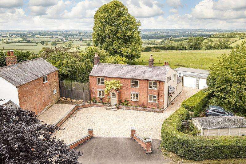 4 Bedrooms Unique Property for sale in Main Street, East Farndon