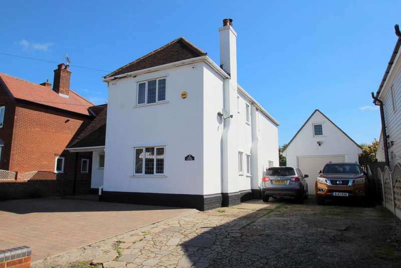 4 Bedrooms House for sale in Inworth Road, Feering