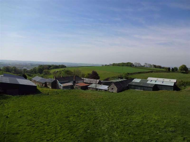 5 Bedrooms Detached House for sale in Hacche Lane, Near South Molton, South Molton, Devon, EX36