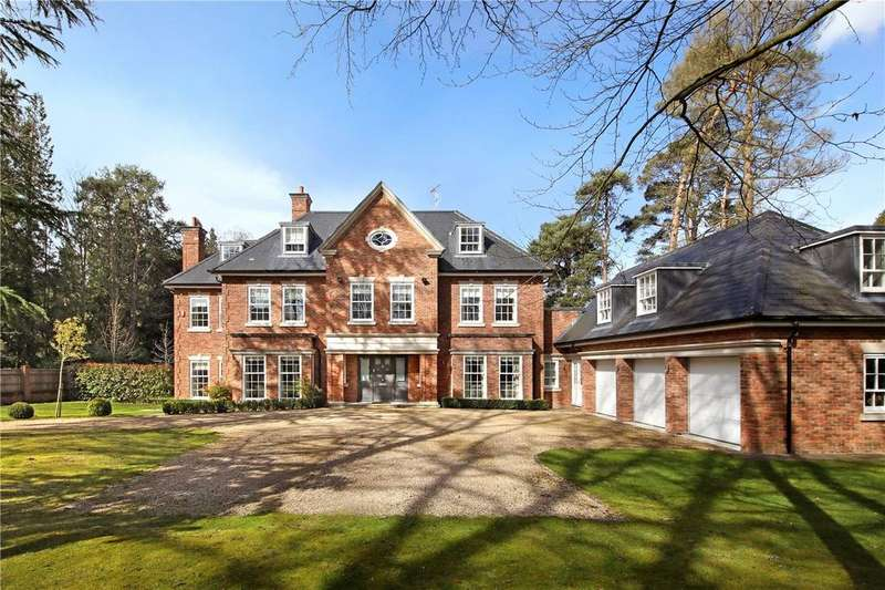 7 Bedrooms Detached House for sale in Heathfield Avenue, Sunninghill, SL5