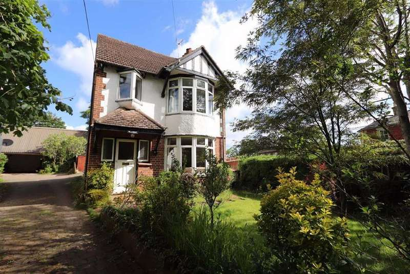 4 Bedrooms Detached House for sale in Heath Green, Heath And Reach