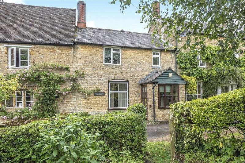 3 Bedrooms Terraced House for sale in Redlands Row Cottage, Little Compton, Gloucestershire, GL56