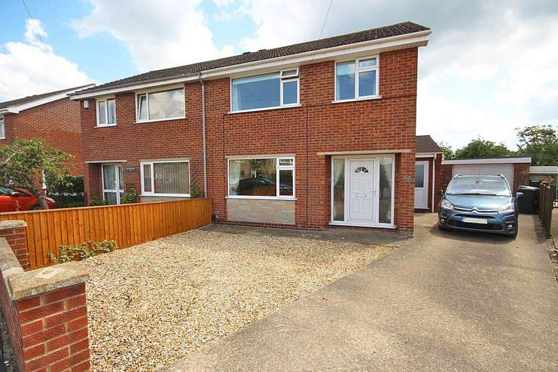 3 Bedrooms Semi Detached House for sale in CHESTNUT DRIVE, LOUTH