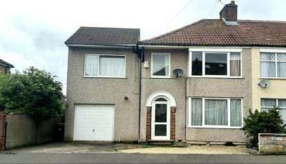 4 Bedrooms Semi Detached House for sale in Savoy Road, Bristol