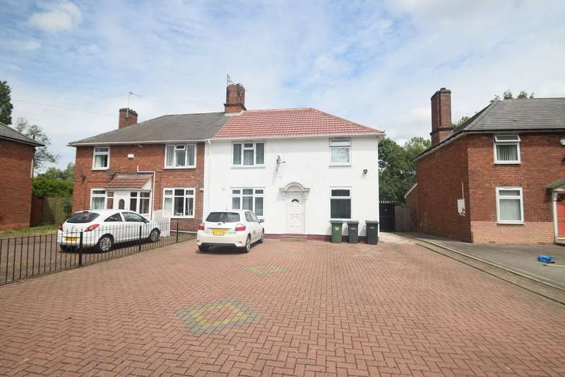 4 Bedrooms Semi Detached House for sale in Beaconsfield Street, West Bromwich, B71