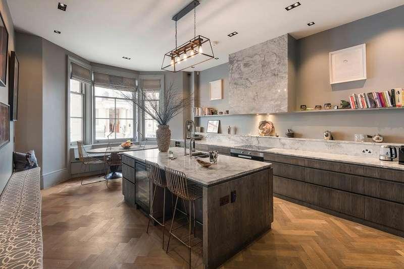 4 Bedrooms Apartment Flat for sale in De Vere Gardens, Kensington, W8