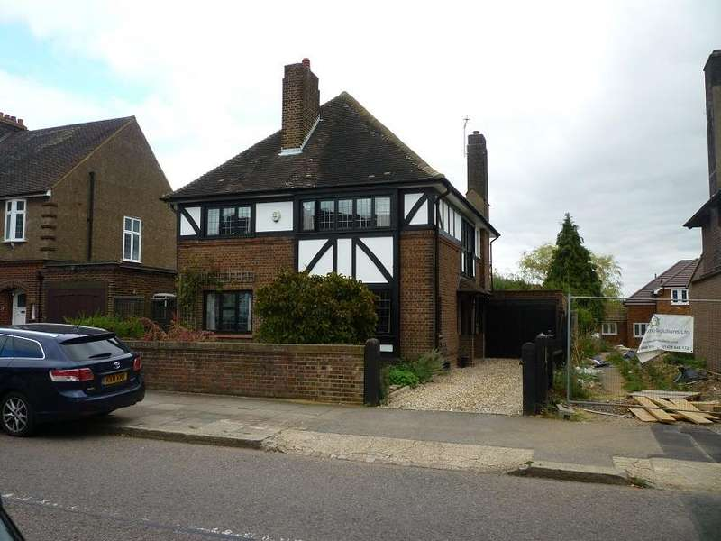 4 Bedrooms Detached House for sale in NEW BEDFORD ROAD AREA