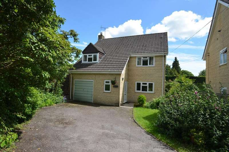 4 Bedrooms Detached House for sale in Abnash, Chalford Hill, Stroud, GL6