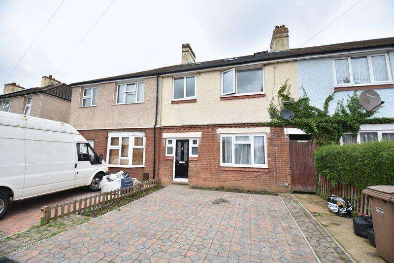 5 Bedrooms Terraced House for sale in Tower Road, Luton