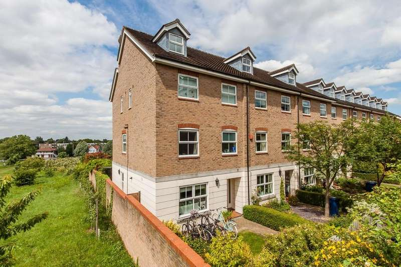 5 Bedrooms End Of Terrace House for sale in Evening Court, Cambridge