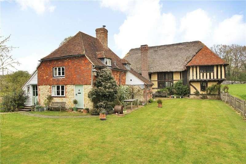 5 Bedrooms Detached House for sale in Romden Road, Smarden, Ashford, Kent, TN27