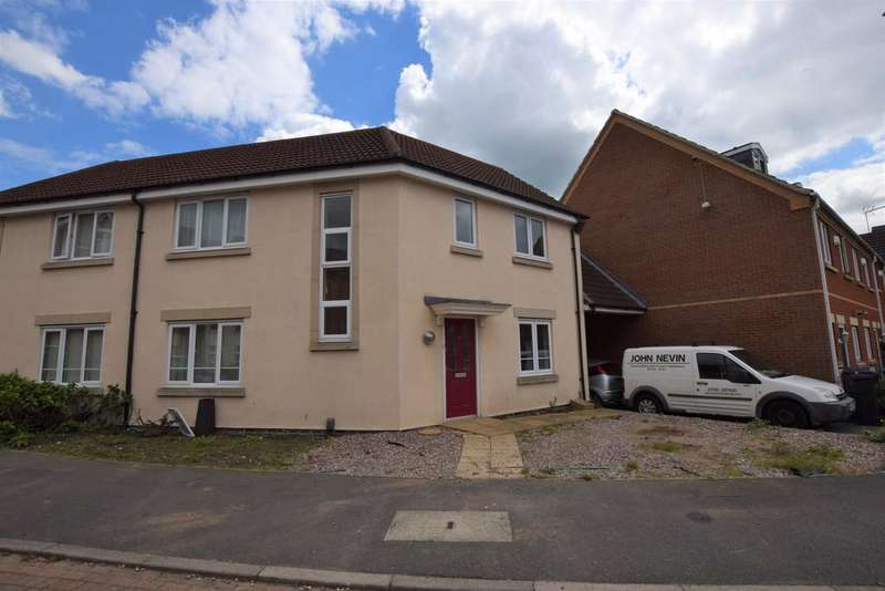 3 Bedrooms Semi Detached House for sale in Richmond Gate , Hinckley