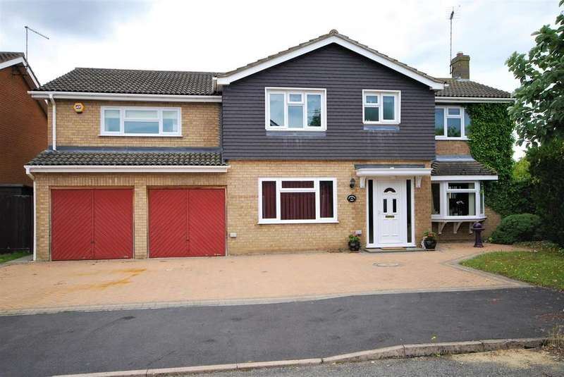 5 Bedrooms Detached House for sale in Brendon Walk, Spalding