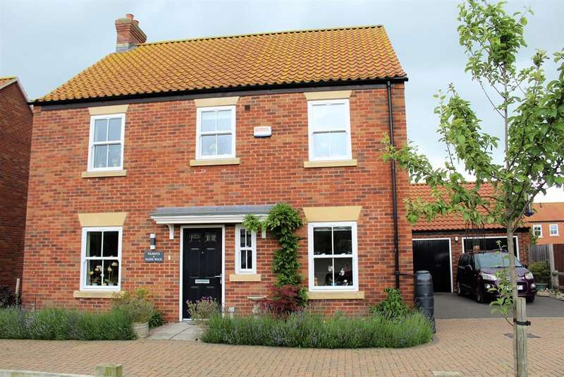 4 Bedrooms Detached House for sale in Hazel Walk, Alford, LN13 9BX