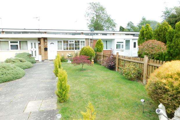 2 Bedrooms Bungalow for sale in Granville Crescent, Wigston Fields, Leicester, LE18