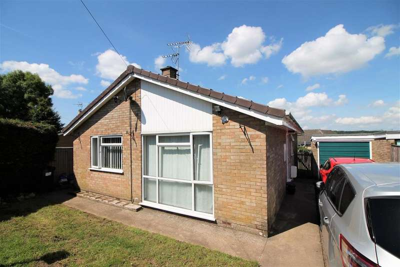 3 Bedrooms Detached Bungalow for sale in Prospect Close, Coleford