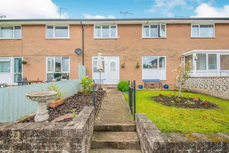 3 Bedrooms Terraced House for sale in Cappers Place, Monmouth