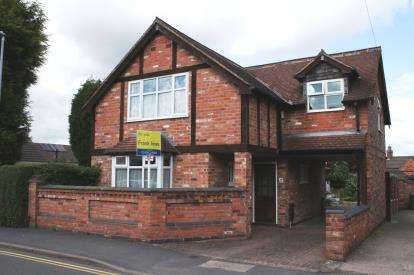 3 Bedrooms Detached House for sale in Sullington Road, Shepshed, Loughborough, Leicestershire