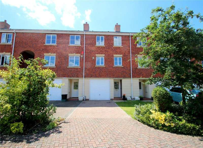 3 Bedrooms Town House for sale in The Pavilions, Bristol, BS4