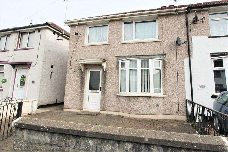 3 Bedrooms Semi Detached House for sale in Ty Isaf Park Road, Risca, Newport. NP11 6NG