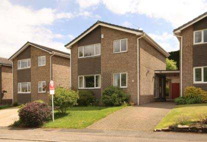 4 Bedrooms Detached House for sale in Eskdale Close, Dronfield Woodhouse, Dronfield, Derbyshire