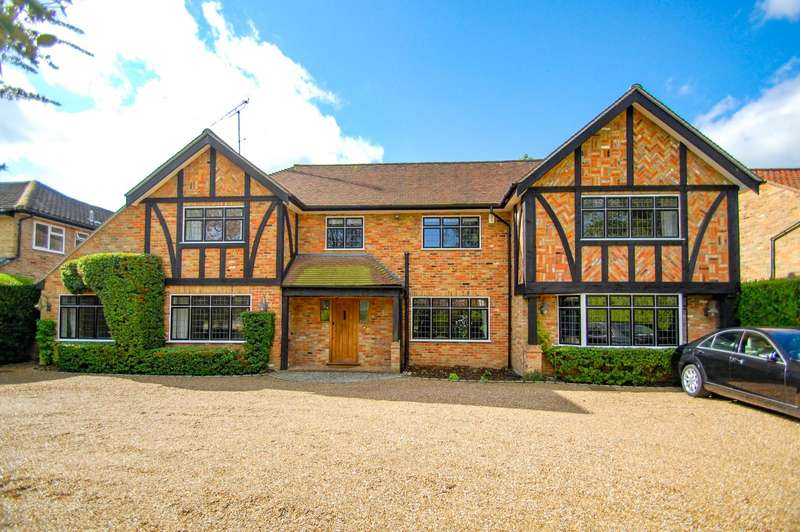 5 Bedrooms Detached House for sale in Camp Road, Gerrards Cross, SL9