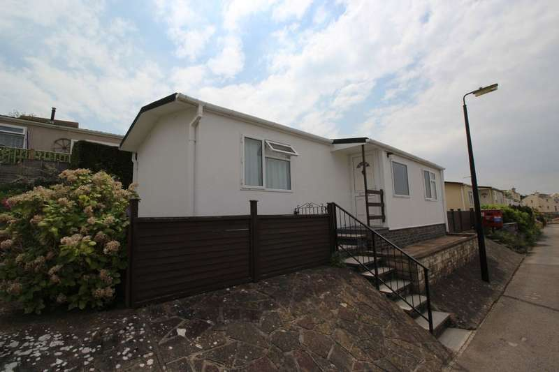 2 Bedrooms Detached Bungalow for sale in Charlcombe Park Down Road, Portishead, Bristol, BS20