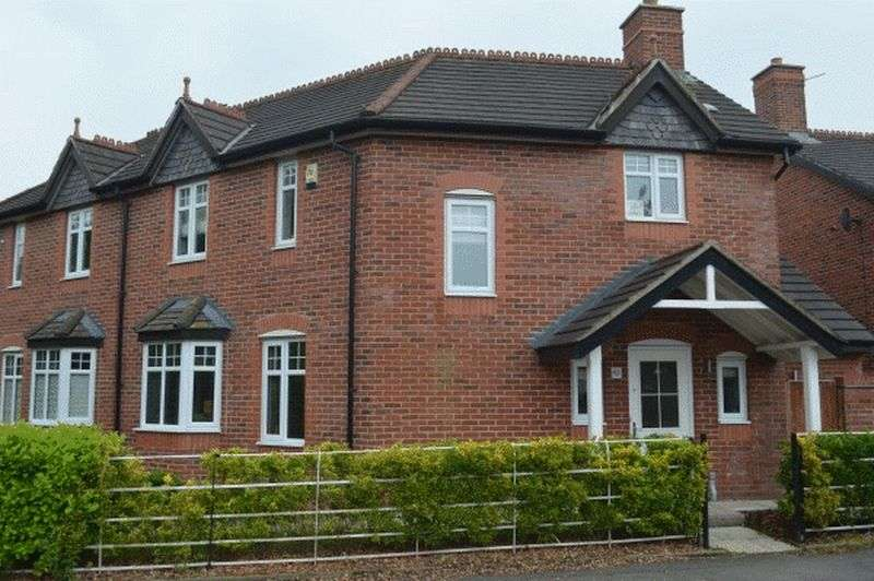 3 Bedrooms Property for sale in Longbutt Lane, Lymm