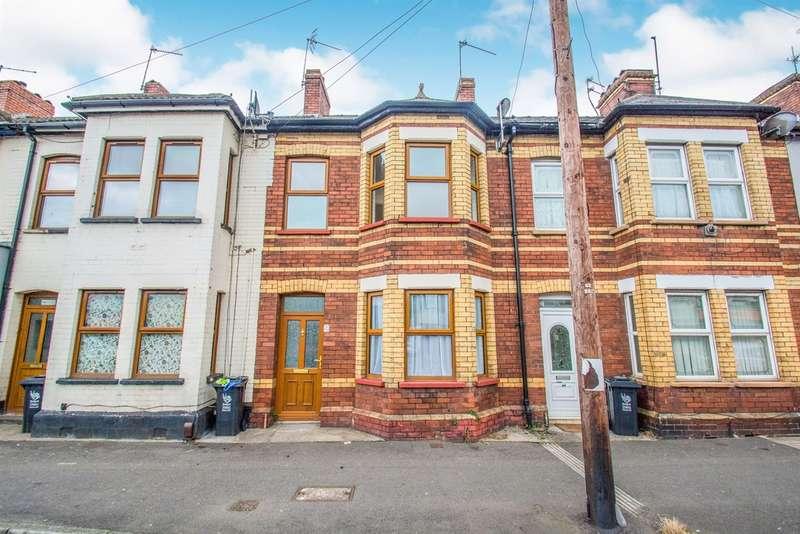 3 Bedrooms Terraced House for sale in Malpas Road, Newport