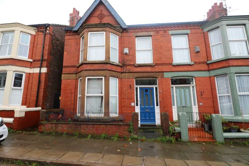 3 Bedrooms Terraced House for rent in Addingham Road, Mossley Hill