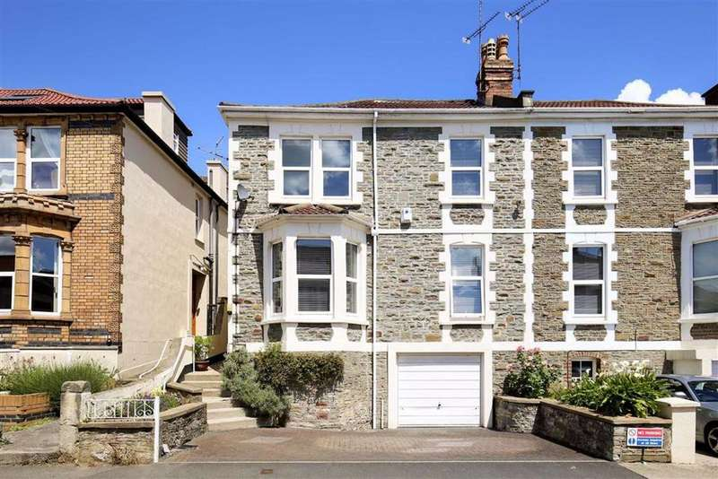 4 Bedrooms Semi Detached House for sale in Elton Road, Bishopston