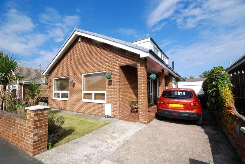 4 Bedrooms Bungalow for sale in Hillcrest, Jarrow