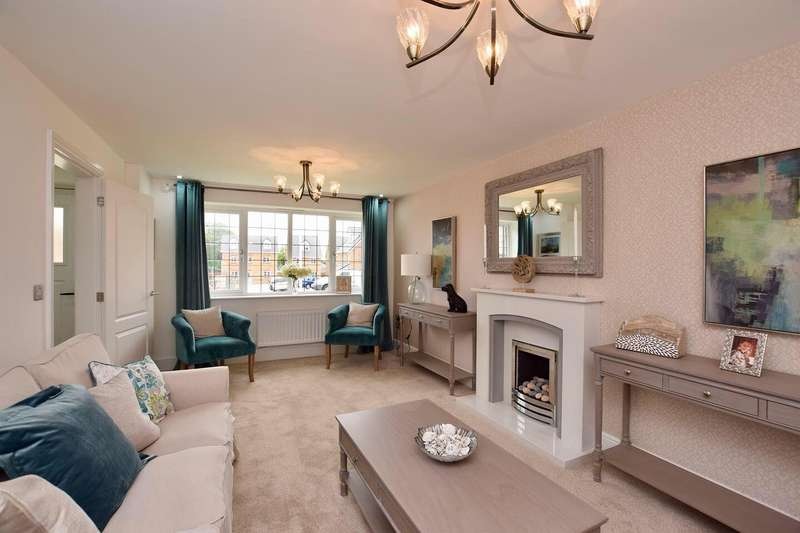 4 Bedrooms Detached House for sale in Thorncliffe South, Barrow in Furness