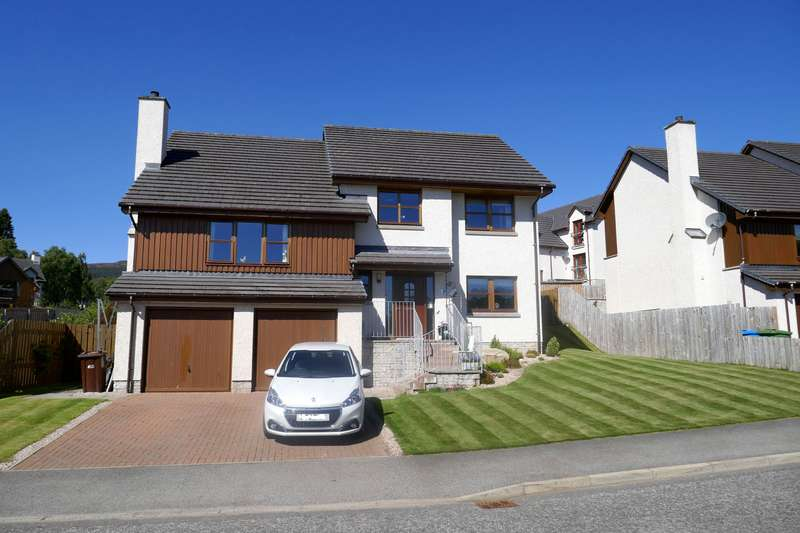 5 Bedrooms Detached House for sale in Aviemore, PH22 1UJ