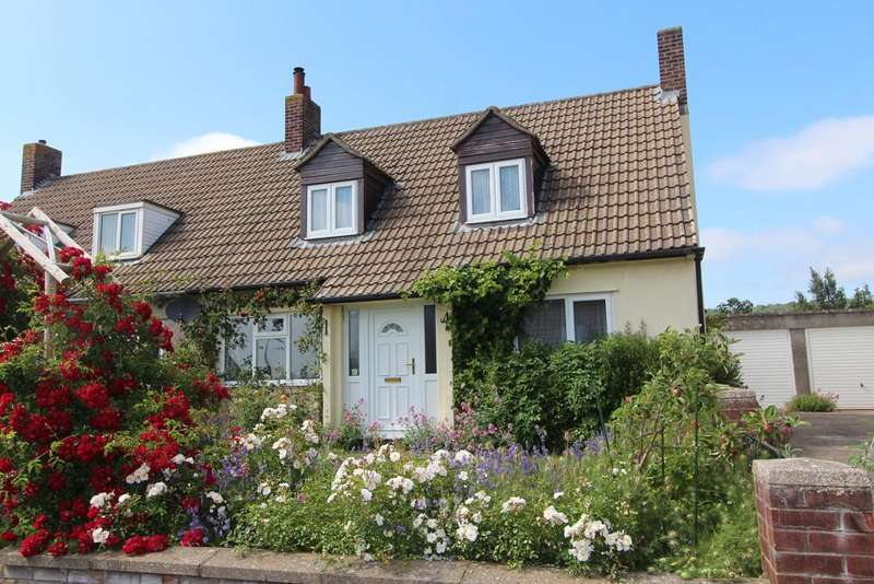 3 Bedrooms Semi Detached House for sale in Edge of Congresbury village