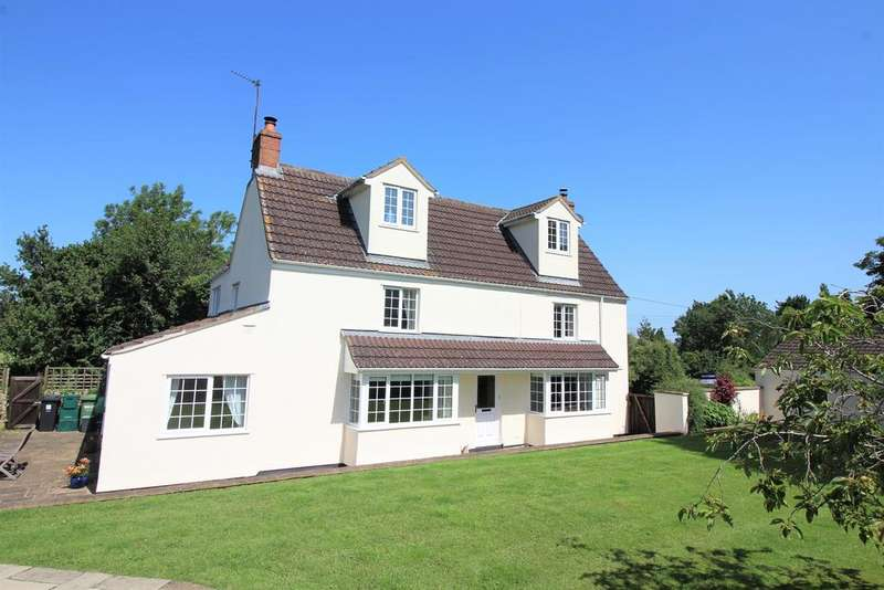 5 Bedrooms Detached House for sale in Baden Hill, Tytherington, Wotton-under-Edge, GL12 8PY