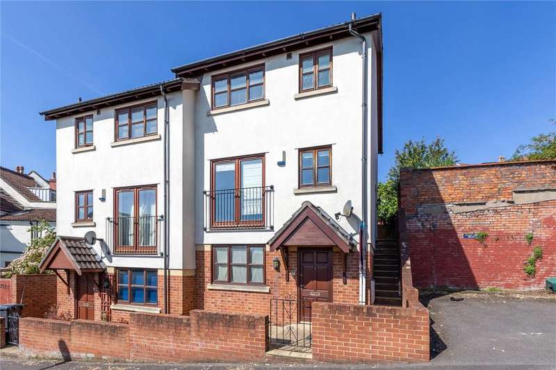 3 Bedrooms Semi Detached House for sale in Sommerville Road South, St. Andrews, Bristol, BS7