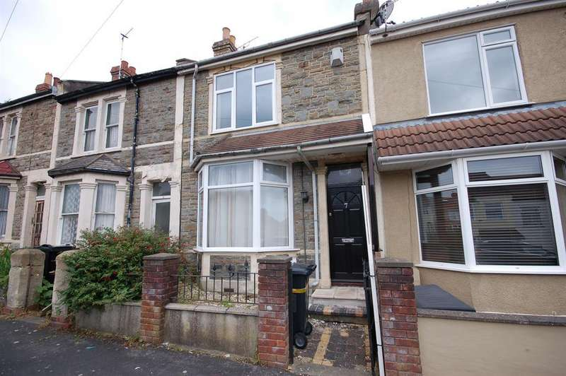 2 Bedrooms Terraced House for sale in Beaufort Road, Kingswood, Bristol, BS15 1NF