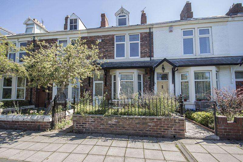 7 Bedrooms Terraced House for sale in Oxnam Crescent, Spital Tongues, Newcastle upon Tyne