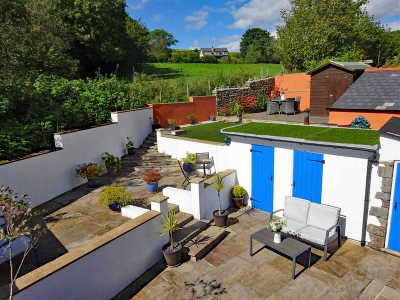 3 Bedrooms Cottage House for sale in Rosside Cottages, Ulverston